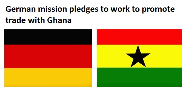 German mission pledges to work to promote trade with Ghana, Trade in Africa, German Business, Ghana Trade, Business Relations,